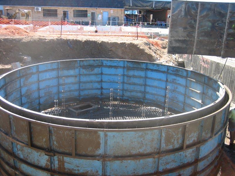 Moree Artian Baths Coolamon Tanks